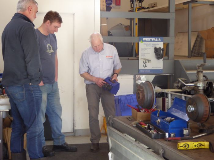 Trailer Servicing & Maintenance - 2 Day (5 places available)