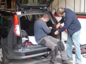 Towbar Technician Course